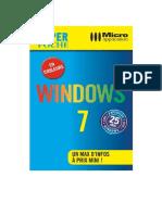 Windows 7 Super Poche