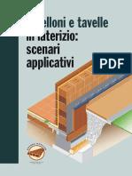 Impiego Di Tavelloni e Tavelle in Laterizio