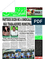 EDICIÓN 29 DE MARZO DE 2011