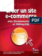 Etape de Creation d'Un Site Web E-commerce