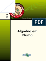PROCESSAMENTO ALGODAO