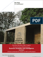 Business Analytics and Intelligence- II