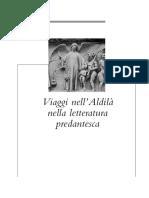 Viaggi Nell Aldila Prima Di Dante