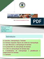 TRABALHO DE SOCIOLOGIA DO TURISMO
