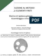 MEF_05_Matrice di rigidezza globale