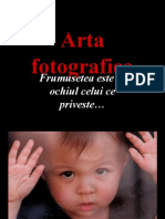 Arta fotografica
