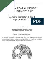 MEF_03_Elemento Triangolare 3 nodi (TL1)