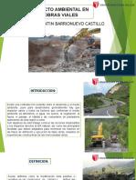 Impacto Ambiental en Obras Lineales