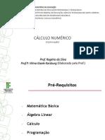 Mat 3 CNM - Introdução Ao Scilab Engenharia Mecânica
