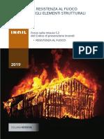 INAIL 2019 - La Resistenza Al Fuoco Degli Elementi Strutturali - Focus Sulla Misura S.2