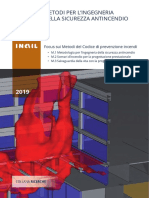 INAIL 2019 - Focus Sui Metodi M.1 M.2 M.3 Del Codice Di Prevenzione Incendi
