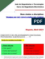 Tema 3 - Identificando a necessidade da pesquisa - TCC 2021.