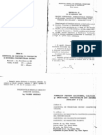 P2-85 Normativ privind alcatuirea, calculul si executarea structurilor din zidarie