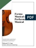 Cone Forma Musical