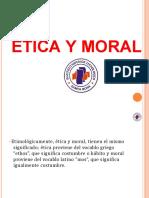 Ética y moral. Deontología, Identidad