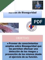 Clase 2 Bioseguridad