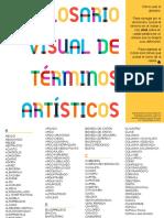 GLOSARIO VISUAL DE TE_RMINOS ARTI_STICOS