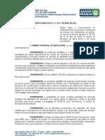Decreto Prefeitura Municipal de Santa Maria_17.04.2020