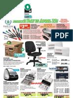 Office Pro April 2011 Flyer