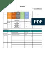 Plantillas objetivos smart (blank)
