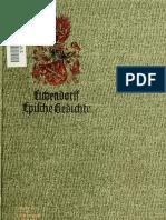 Eichendorff, Joseph Von. Epische Gedichte. Sämtliche Werke Des Freiherrn Von Eichendorff
