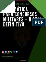 Matemática Para Concursos Militares – O Guia Definitivo (1)-1