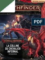 Pathfinder 2e Campagne Age Des Cendres 1 La Colline Du Chevalier Infernal PDF Free