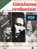 Cristianismo y Revolución nº 8