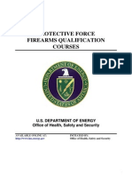 Dept Of Energy Firearms Courses