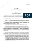 ley 18046 constitucion sociedad anonimas