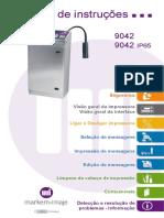 impressora 9042  - Instruction manual - BR