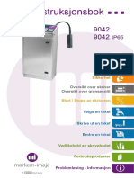 impressora 9042  - Instruction manual - no