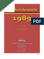 Bundeswehr 1989 Teil 1 BMVg