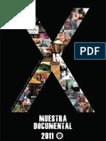 CONVOCATORIA X MUESTRA 2011
