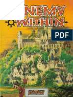 Warhammer Fantasy Roleplay 1Ed - The Enemy Within 1 - The Enemy Within