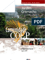 Diagnóstico Social de Jardim Gramacho