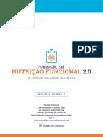 Apostila Módulo 2 - Nutrição Funcional 2.0