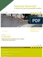 Gestión práctica para el cálculo de la tasa de recuperación crediticia | PwC Venezuela