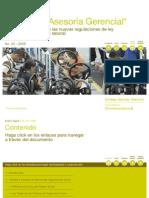 Cambios e impacto de las nuevas regulaciones de ley | PwC Venezuela