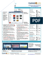 Windows Quick Reference 7
