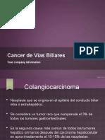 cancer de conductos biliares ppt