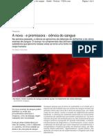 Ciência do sangue