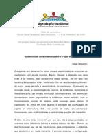 Agenda pós-neoliberal - Ed. 1