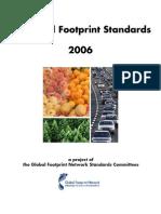 Footprint Standards 2006