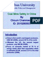 Coal Mine safety in China