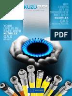 Kuzuflex Gas Catalogue