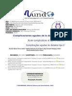 Dialnet-ComplicacionesAgudasDeDiabetesTipo2-7402279