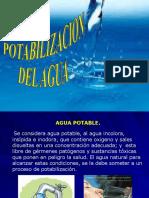 5.4 POTABILIZACION DEL H2O