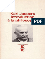 Introduction à La Philosophie by Jaspers, Karl Hersch, Jeanne [Jaspers, Karl Hersch, Jeanne] (Z-lib.org)