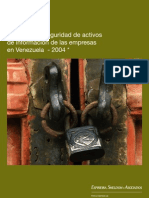 Prácticas de seguridad de activos de información de las empresas en Venezuela   PwC Venezuela
